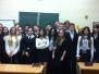09 ДЕКАБРЯ 2014 ГИМНАЗИЯ №1411 (МОСКВА)
