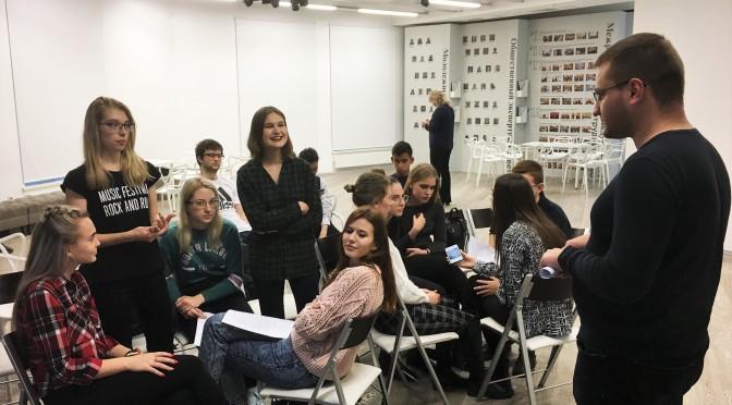 12 и 15 октября 2019 квесты в Центре Гиляровского